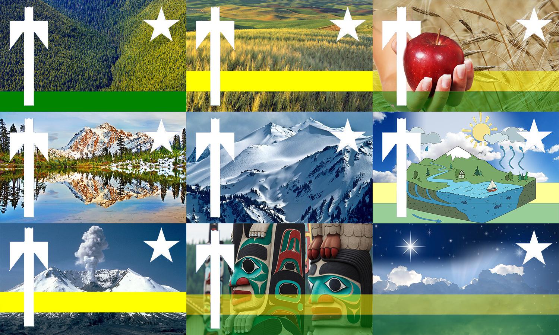 Nine Flags